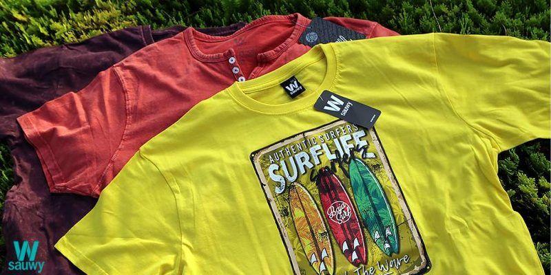 Camisetas personalizadas Sauwy